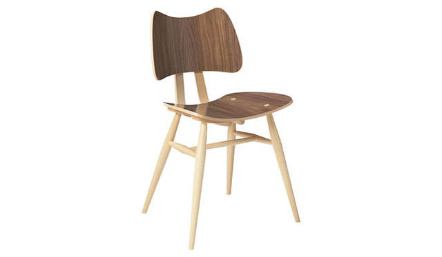 <strong>MARGARET HOWELL HOUSEHOLDGOODS|マーガレット・ハウエル ハウスホールドグッズ</strong> ERCOL「BUTTERFLY CHAIR」NATURAL 9万8700円→9万6600円(H77×W47×D45cm)