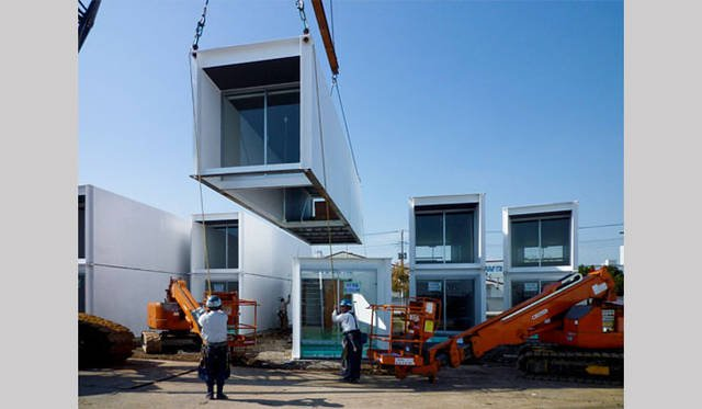 <strong>特集|OPENERS的ニッポンの若手建築家 PARTII 吉村靖孝</strong> 『ベイサイドマリーナホテル横浜』(2009年)資料提供:吉村靖孝建築設計事務所