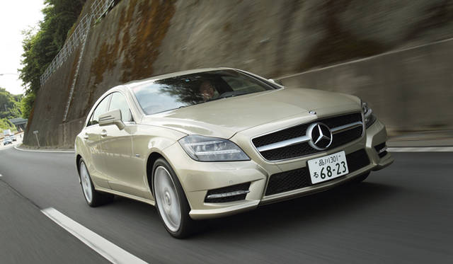 <strong>Mercedes-Benz CLS 350 BlueEFFICIENCY| メルセデス・ベンツ CLS 350 ブルーエフィシエンシー</strong>