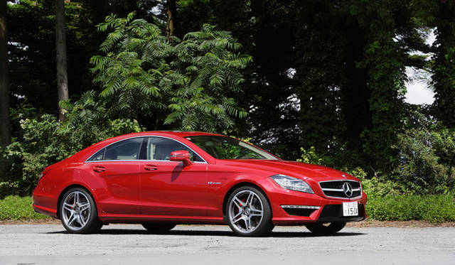 <strong>Mercedes-Benz CLS 63 AMG|メルセデス・ベンツ CLS 63 AMG</strong>