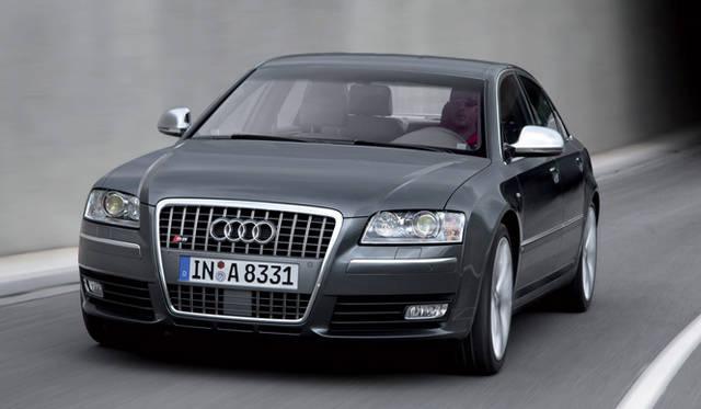 <strong>Audi S8|アウディ S8</strong> 先代モデル