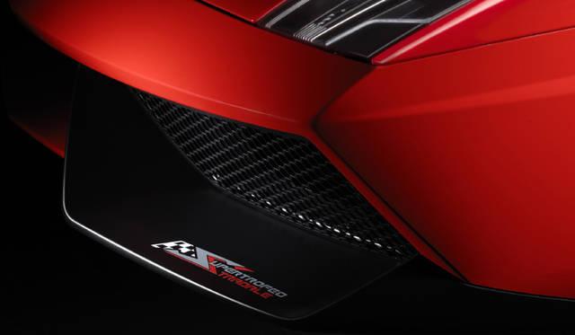 <strong>ランボルギーニ ガヤルド Lp 570-4 スーパートロフェオ ストラダーレ</strong>