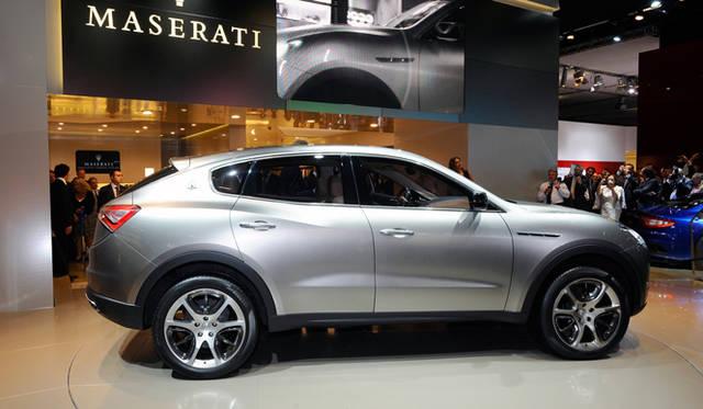<strong>Maserati KUBANG|マセラティ クーバン</strong>