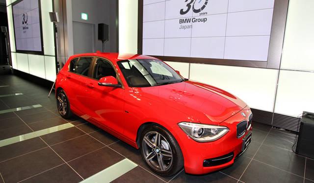 <strong>BMW  1 Series|ビー・エム・ダブリュー 1シリーズ</strong>