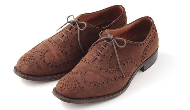 重松氏がこれまでに履いてきた靴 「Church's(チャーチ)」