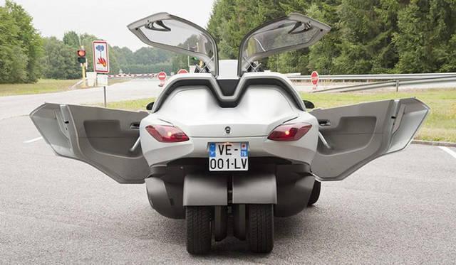 <strong>PSA Peugeot Citroen VELV concept|PSA プジョー シトロエン VELV コンセプト</strong>