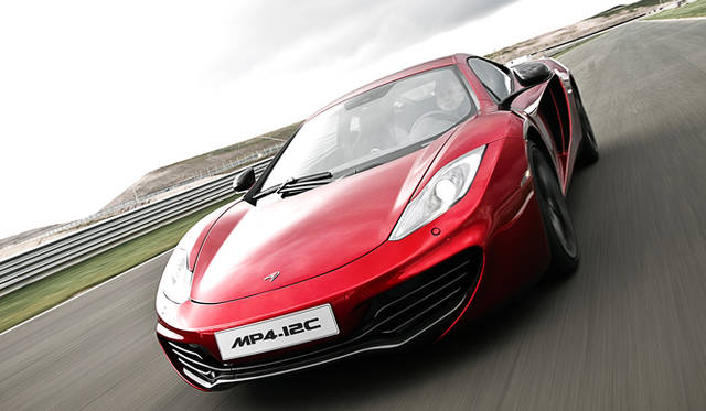 <strong>McLaren MP4-12C|マクラーレン MP4 12C</strong>