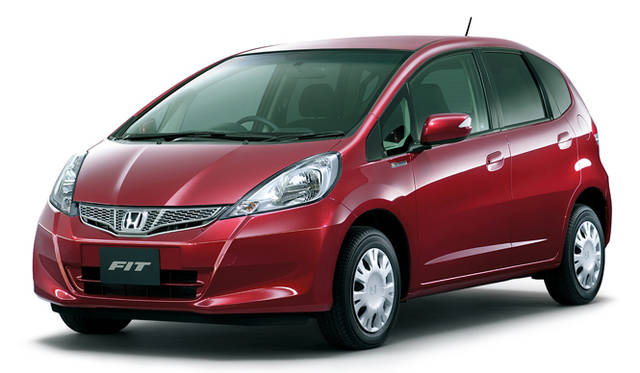 <strong>HONDA FIT 13G・10th Anniversary II ホンダ フィット 13G・10th アニバーサリーll</strong>