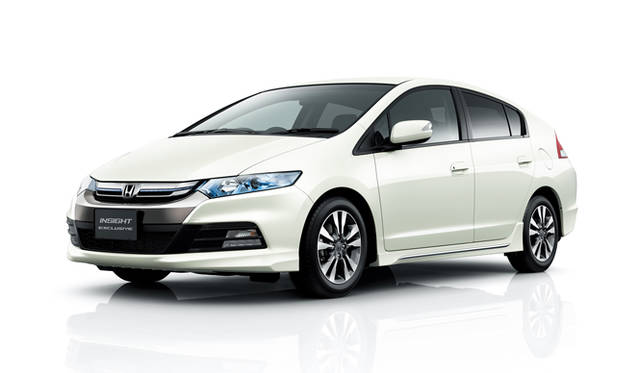 <strong>HONDA INSIGHT EXCLUSIVE|ホンダ インサイト エクスクルーシブ</strong>
