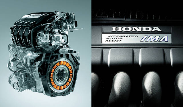 <strong>HONDA INSIGHT|ホンダ インサイト</strong> 1.3L i-VTECエンジン+IMA