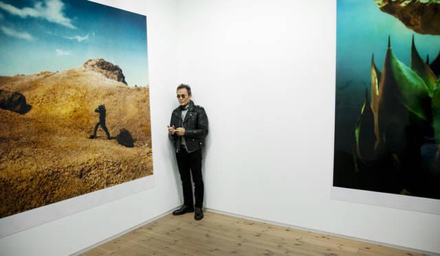 <strong>個展『陽と骨II』開催  写真家 操上和美インタビュー</strong>