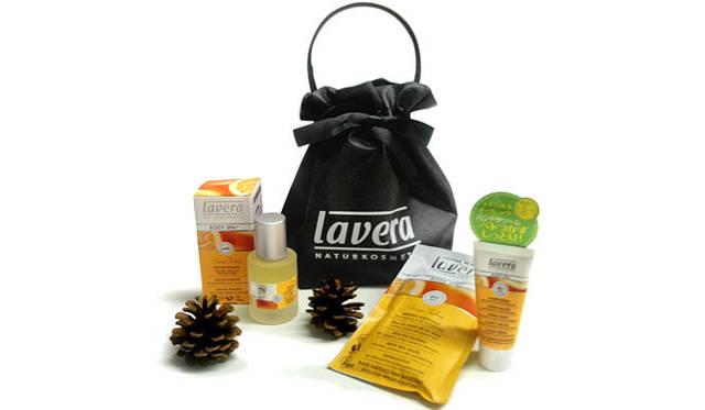 <strong>lavera|ラヴェーラ</strong> <限定フレグランスセット>オーガニッククリスマスオレンジ コフレ