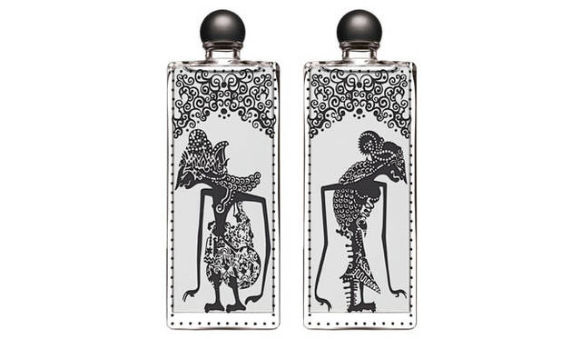 <strong>SERGE LUTENS|セルジュ・ルタンス</strong> 「ENGRAVED BOTTLE 2011」