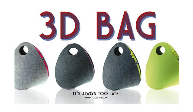 <strong>TOO LATE|トゥーレイト</strong> 「3D BAG」