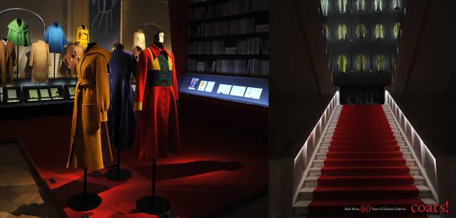 <strong>MaxMara|マックスマーラ</strong> エキシビションのようす。会場は「スタジオ ミリオーレ+セルベット アソシエーツ」が空間デザインを手がけた。