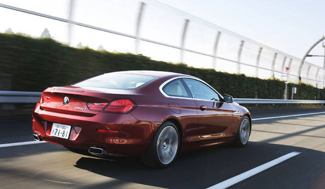 <strong>BMW 650i COUPE|ビー・エム・ダブリュー 650i クーペ</strong>