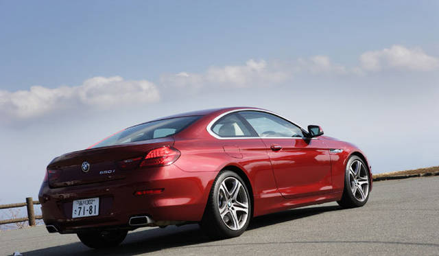 <strong>BMW 650i COUPE ビー・エム・ダブリュー 650i クーペ</strong>