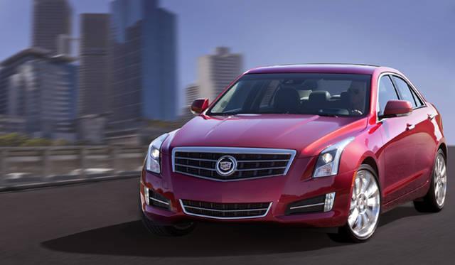 <strong>キャデラック ATS Cadillac ATS</strong>
