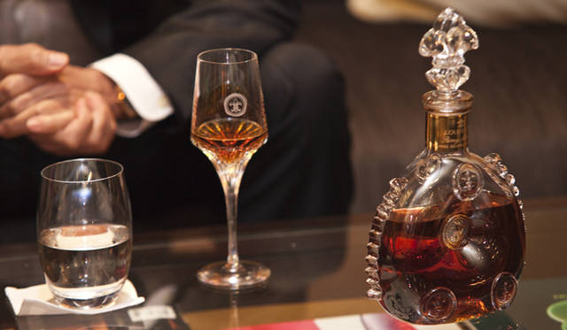 <strong>LOUIS XIII|ルイ13世</strong> アンバサダー、クリス・ペプラーさん