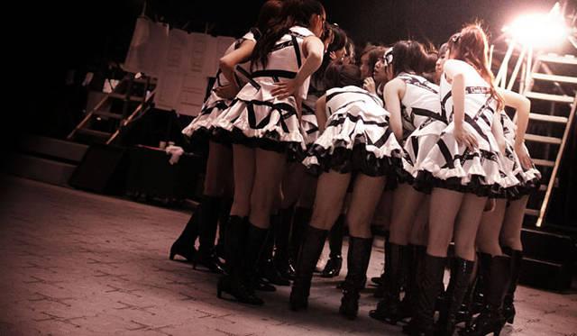 AKB48ドキュメンタリー映画第2弾『DOCUMENTARY of AKB48 Show must go on 少女たちは傷つきながら、夢を見る』<br>&#169; 2011「DOCUMENTARY of AKB48」製作委員会