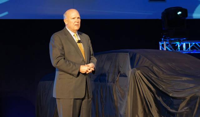 <strong>2012年デトロイトモーターショー スペシャルインタビュー</strong> GM(ゼネラルモーターズ)会長兼CEO、ダニエル・エイカーソン氏