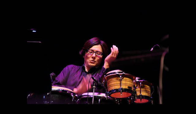 "<strong>The Beetle Presents Tokyo Crossover/Jazz Festival|ザ・ビートル・プレゼンツ 東京クロスオーバー・ジャズ・フェスティバル</strong> quasimodeの松岡""matzz""高廣さん"