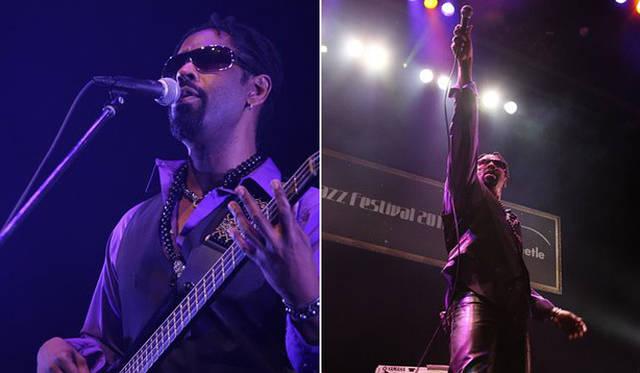 <strong>The Beetle Presents Tokyo Crossover/Jazz Festival|ザ・ビートル・プレゼンツ 東京クロスオーバー・ジャズ・フェスティバル</strong> Paul Randolphさん
