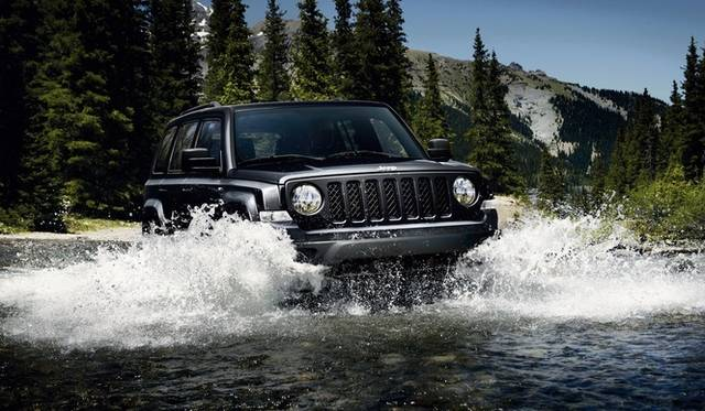 <strong>Jeep Patriot|ジープ パトリオット</strong> 2012年モデル