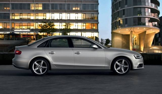 <strong>Audi A4|アウディA4</strong>