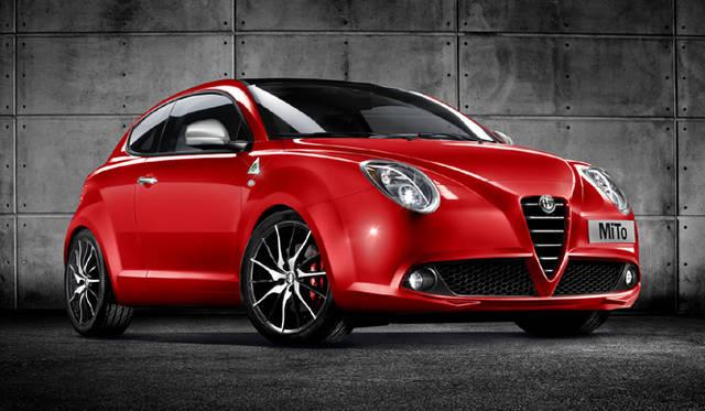 <strong>Alfa romeo MiTo Quadrifoglio Verde Limited Edition|アルファロメオ ミト クワドロフォリオ ヴェルデ リミテッド エディション</strong>
