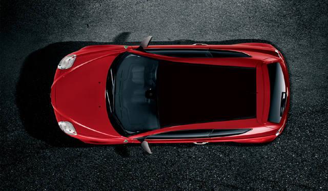 <strong>Alfa romeo MiTo Quadrifoglio Verde Limited Edition|アルファロメオ ミト クワドロフォリオ ヴェルデ リミテッド エディション</strong> ルーフパネルはブラック