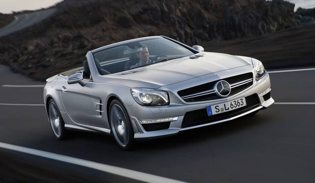 <strong>Mercedes-Benz SL63AMG|メルセデス ベンツ SL63AMG</strong>
