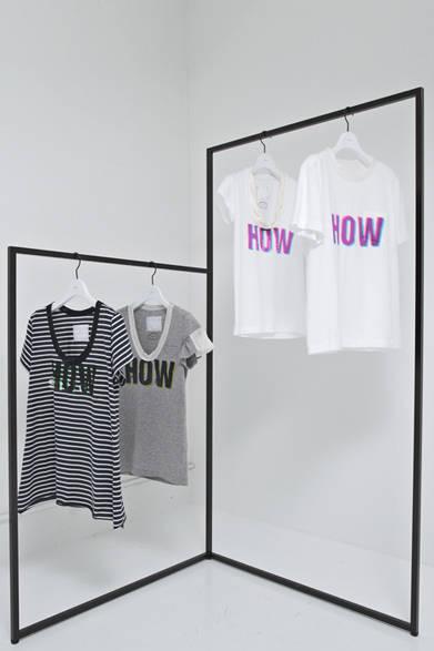 <strong>sacai│サカイ 『ドーバーストリートマーケット ギンザ コム デ ギャルソン』ショップインショップ</strong> Tシャツ 1万3650円
