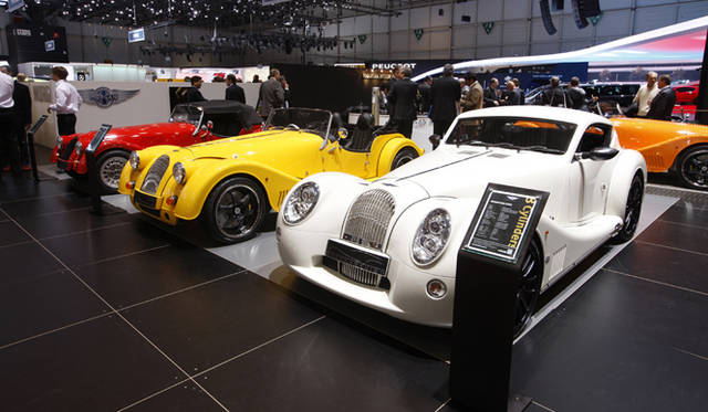 <strong>Morgan Motor Company Aero Coupe, Plus E and Plus 8|モーガン モーター カンパニー エアロクーペ、プラスE、プラス8</strong>