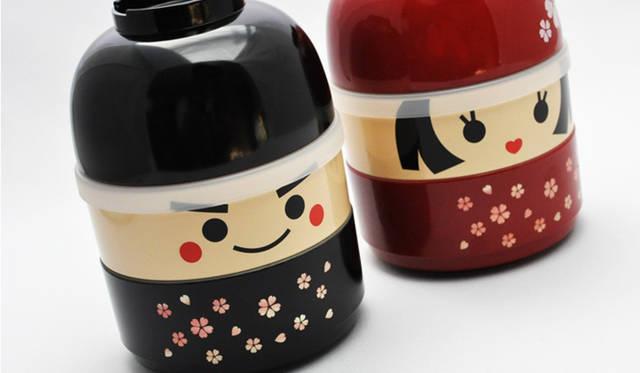 <strong>Bento&co</strong> こけしをイメージした「こけし弁当」は海外でも人気