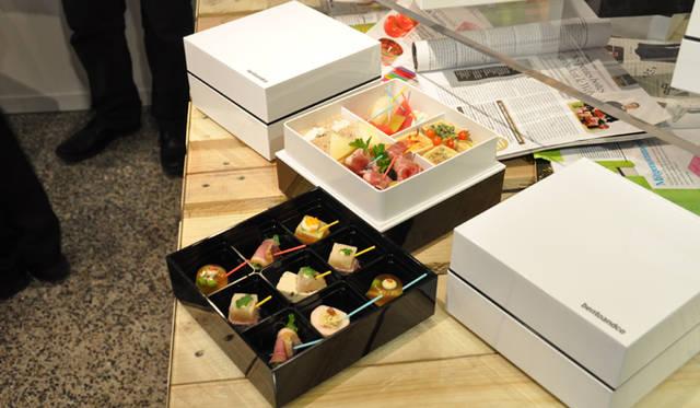 <strong>Bento&co</strong> 「日本の弁当箱は、中身をきれいに、さらにおいしそうに見せてくれる」とベルトラン氏
