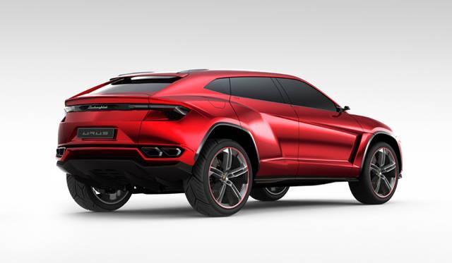 <strong>Lamborghini Urus ランボルギーニ ウルス</strong>