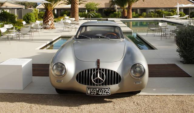 <strong>Mercedes-Benz 300SL (W194)|メルセデス・ベンツ 300SL (W194)</strong>