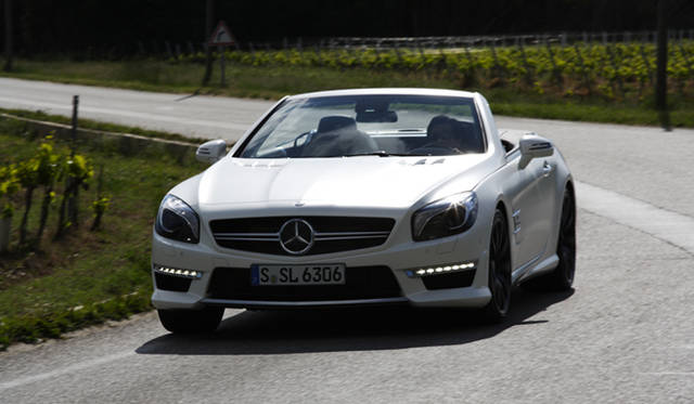 <strong>Mercedes-Benz SL63AMG|メルセデス・ベンツ SL63AMG</strong>
