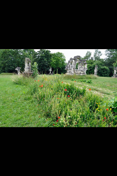 <strong>carnet de jardin|松永 学</strong> 開けた場所にはいくつもの世界が同次元の空間に。。。