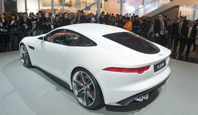 <strong>Jaguar C-X6|ジャガーC-X6</strong>