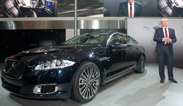 <strong>Jaguar XJ|ジャガーXJ</strong>