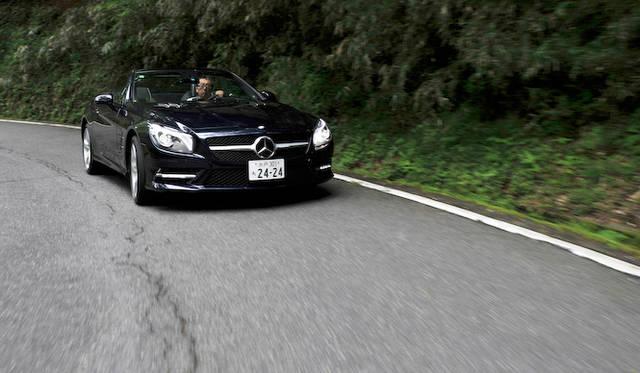 <strong>Mercedes-Benz SL350 BlueEFFICIENCY|メルセデス・ベンツSL350ブルーエフィシエンシー</strong>