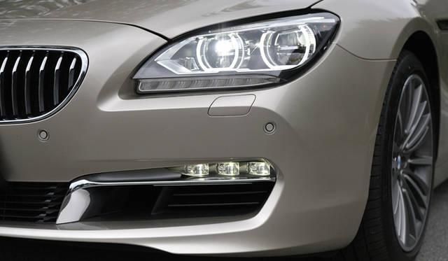 <strong>BMW 6 Series Gran Coupe|ビー・エム・ダブリュー  6 シリーズ グランクーペ</strong><br />LEDヘッドライトはオプション(22万円)