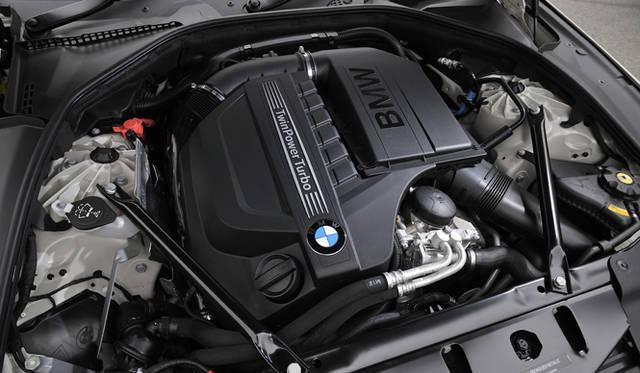 <strong>BMW 6 Series Gran Coupe|ビー・エム・ダブリュー  6 シリーズ グランクーペ</strong><br />2,979cc直列6気筒DOHCターボエンジン 最高出力は235kW(320ps)/5,800rpm 最大トルクは450Nm(45.9kgm)/1,300-4,500rpm