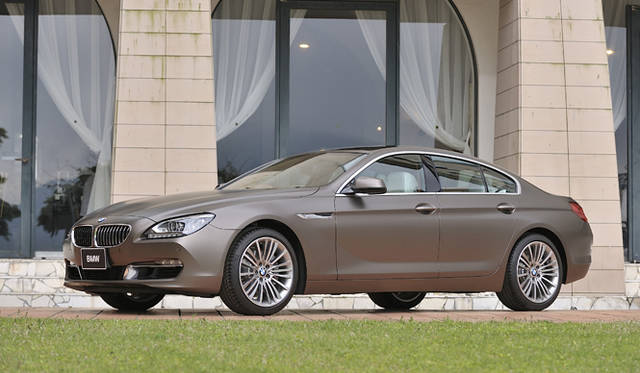<strong>BMW 6 Series Gran Coupe|ビー・エム・ダブリュー  6 シリーズ グランクーペ</strong>