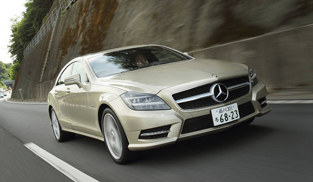 <strong>Mercedes-Benz CLS350 BlueEFFICIENCY|メルセデス・ベンツCLS350ブルーエフィシエンシー</strong>
