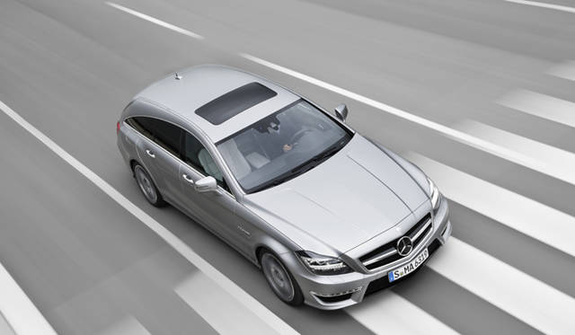 <strong>Mercedes-Benz CLS 63 AMG Shooting Brake|メルセデス・ベンツ CLS 63 AMG シューティングブレイク</strong>