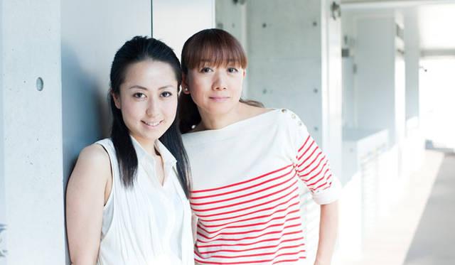 左/ウェルネスビューティスト 福岡淳子さん、右/藤原美智子さん