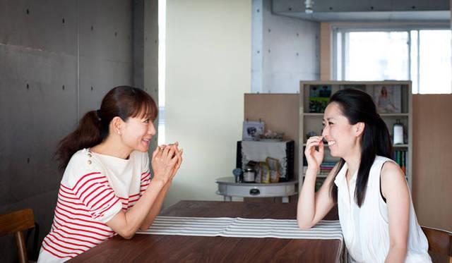 左/藤原美智子さん、右/福岡淳子さん